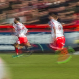 The Shortbread Shed-football motionblur1