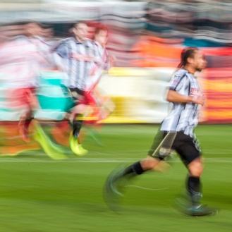 The Shortbread Shed-football motionblur5