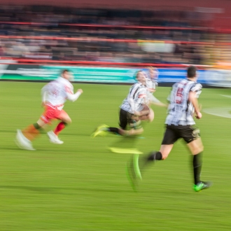 The Shortbread Shed-football motionblur6