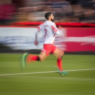 The Shortbread Shed-football motionblur7
