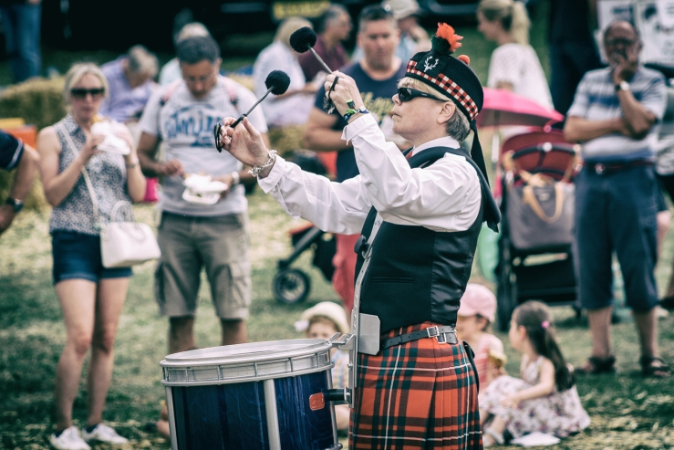 The Shortbread Shed-Highland Gathering--2